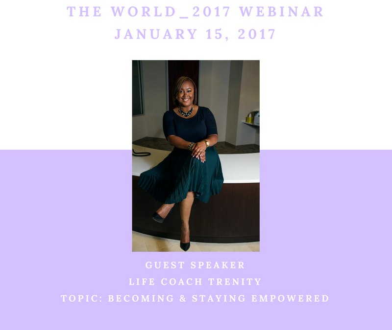 Dare To B You presents Women Who Dare To Take On The World_2017 Webinar