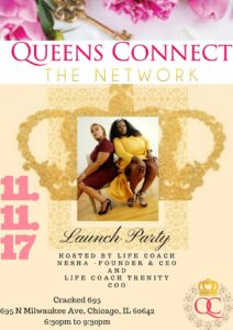 Queens Connect Launch Party @ Cracked 695